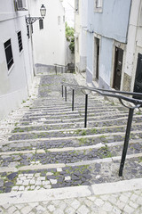 Old stairs Village Street