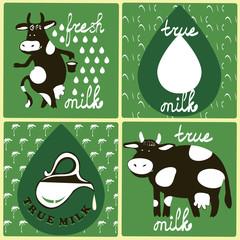 true milk