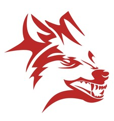 WOLF RED SIMPLE