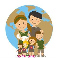 La familia mueve el mundo 1