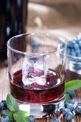 Tasty Blueberry Liqueur