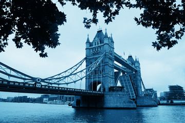 Tower Bridge in UK