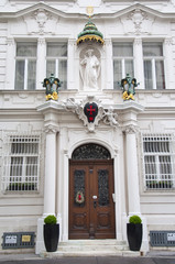 House of the Knights of the Cross with the Red Star, Vienna