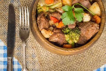 Heart Beef Stew