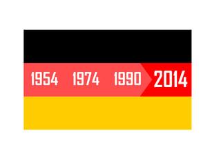 Wir sind Weltmeister 2014 - Deutschland