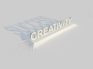 Creativity = Success