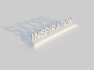 Inspiration = Success