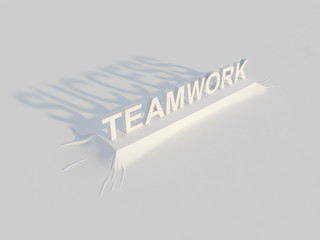 Teamwork = Success