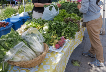 Outdoor Farmers Market
