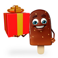 Candy Character With gift box