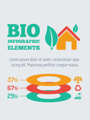 Ecology Infographic Element