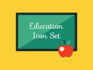 Education Infographic Element