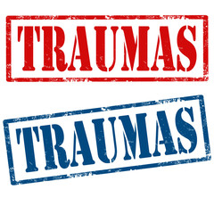Traumas-stamps