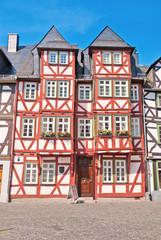 Das Jerusalemhaus in Wetzlar - Ort von Goethes Werther
