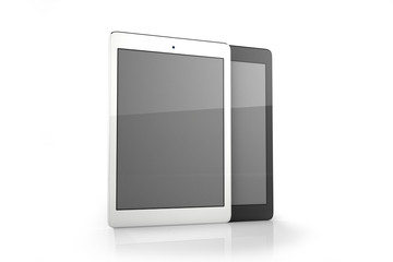 tablet black & white
