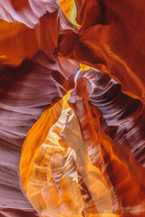 Antelope Canyon waves