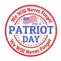 Patriot Day stamp