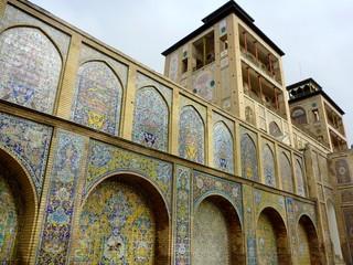 Palais du Golestan, Iran
