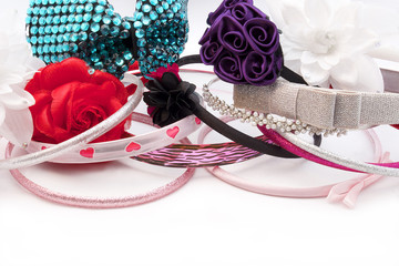 Hair bands hair accessories