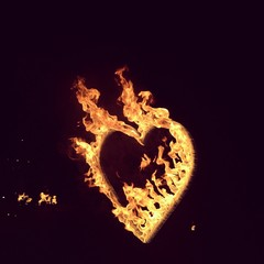 heartb in fire