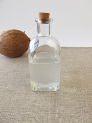 Flüssiges Kokosöl