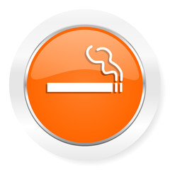 cigarette orange computer icon
