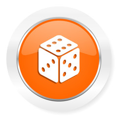 game orange computer icon