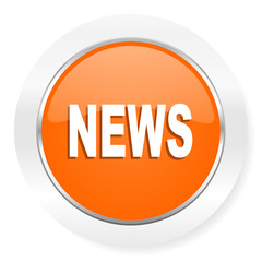 news orange computer icon