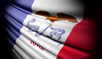 Flag of Iowa (USA)