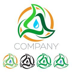 логотип альтернативный источник энергии