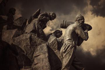 Şerife Bacı Anıtı@Kastamonu