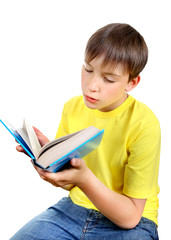 Kid with the Book