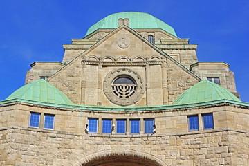 Alte Synagoge in  ESSEN ( Ruhrgebiet )
