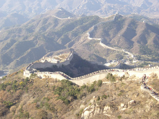 만리장성: The Great Wall of China