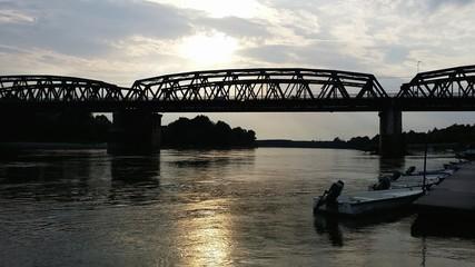 Cremona - ponte sul po