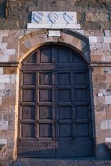 Portale, Palazzo Gambacorti, Comune di Pisa