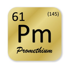 Promethium element