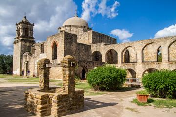 Mission San Jose, San Antonio, Texas, USA