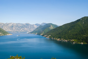 Montenegro - Bay of Kotor