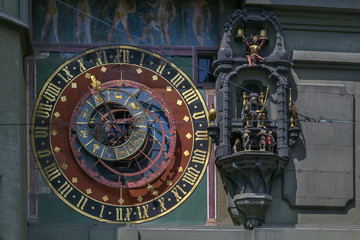 Astronomical clock, Bern