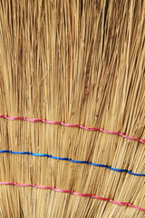 Straw sweep texture