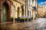 Krakow - Poland's historic center, a city with ancient - 67752110