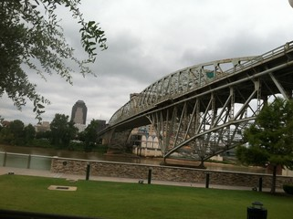 red river bridge shreveport