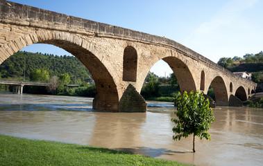 Puente la Reina, Navarra, Spain.