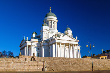 Helsinki Cathedral or St Nicholas' Church