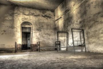 Deserted Old Room