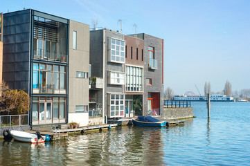 Modern architecture, Amsterdam