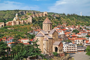 Metekhi Church Tbilisi