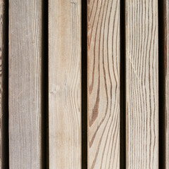 Multiple wooden planks