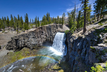 Rainbow Falls, Devil's Postpile National Monument
